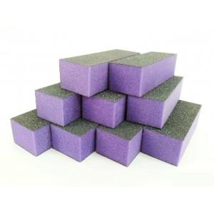 Баф трехсторонний фиолетовый