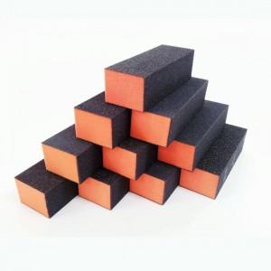 Баф трехсторонний оранжевый