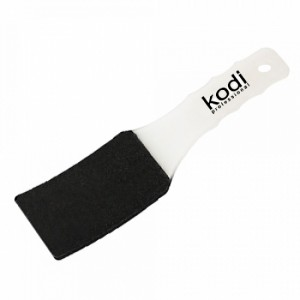 Пилка для педикюра изогнутая 100/180 Kodi Professional