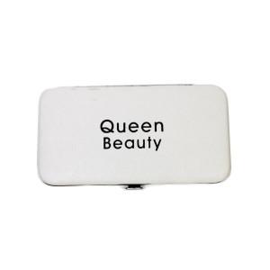 Магнитный кейс Q-Beauty для пинцетов (Белый)