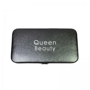 Магнитный кейс Q-Beauty для пинцетов (Серый)