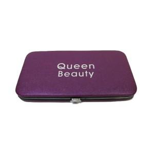 Магнитный кейс Q-Beauty для пинцетов (Сирень)