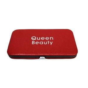 Магнитный кейс Q-Beauty для пинцетов (Красный)