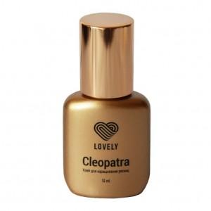"Клей чёрный Lovely ""Cleopatra"", 10мл"
