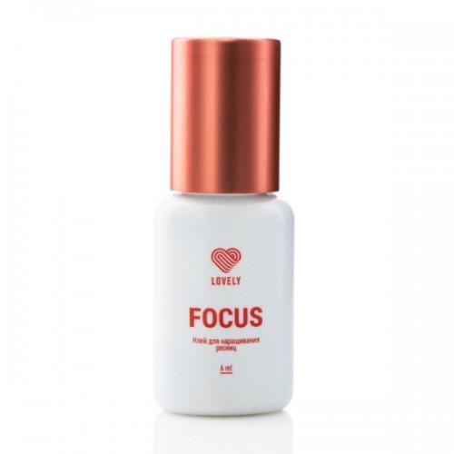"Клей черный Lovely ""Focus"" 6 мл"