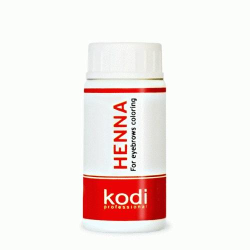 """Хна для окрашивания бровей """"Kodi"""" 10 мл (палитра цветов)"""