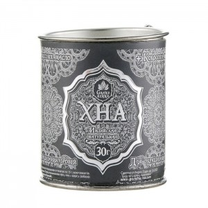 """ХНА для Биотату и Бровей Тёмный Графит """"VIVA""""(15, 30 гр)"""