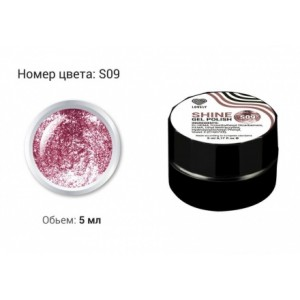 Гель-лак Lovely №S09, 5 ml