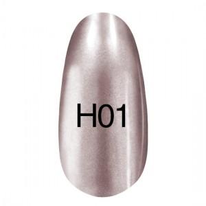 """Лак """"Hollywood"""" 8 мл № H 01"""