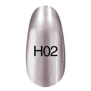 """Лак """"Hollywood"""" 8 мл № H 02"""