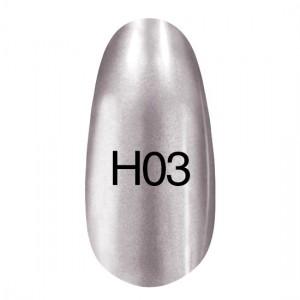 """Лак """"Hollywood"""" 8 мл № H 03"""