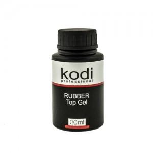 Rubber Top (Каучуковое верхнее покрытие для гель лака), 14 мл/ 22 мл/ 30 мл. Без кисточки