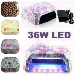 """LED+CCFL лампа """"гибрид"""" 36 Вт (цвета в ассортименте)"""