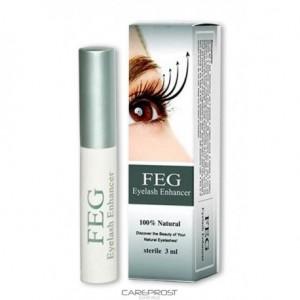 """Средство для роста ресниц """"FEG Eyelash Enhancer, 3 мл"""