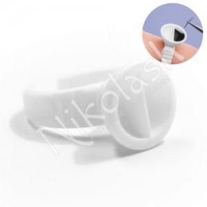 Кольцо для клея с перегородкой